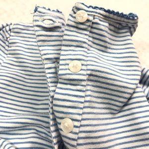 Monsoon Matching Sets - 2 piece Monsoon set Owl striped top w/ leggings